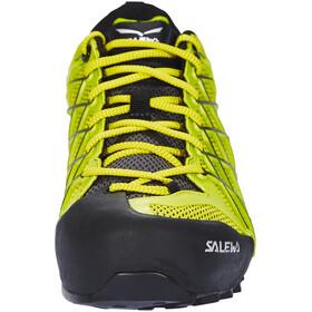 Salewa Wildfire - Calzado Hombre - amarillo/verde